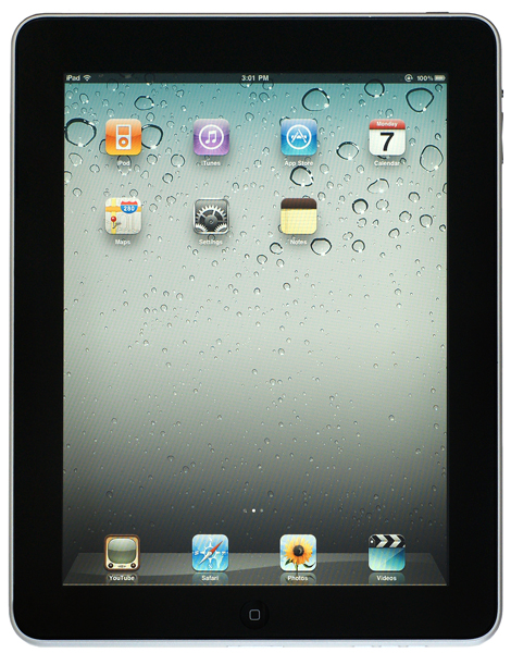Apps Included With Your iPad